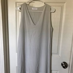 Everlane Silk Tank Dress